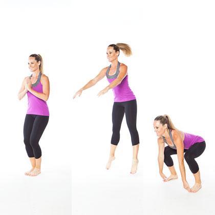5 упражнений, которые проработают 400+ мышц