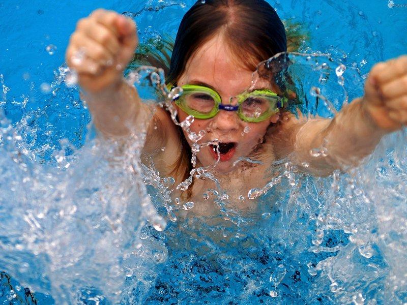 Плаванье это самый настоящий и полноценный вид спорта