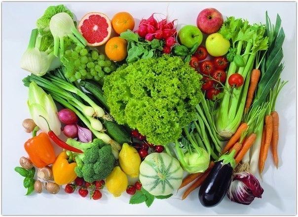 7 идеальных продуктов питания