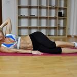 Как сделать живот плоским быстро, или волшебная гимнастика по утрам