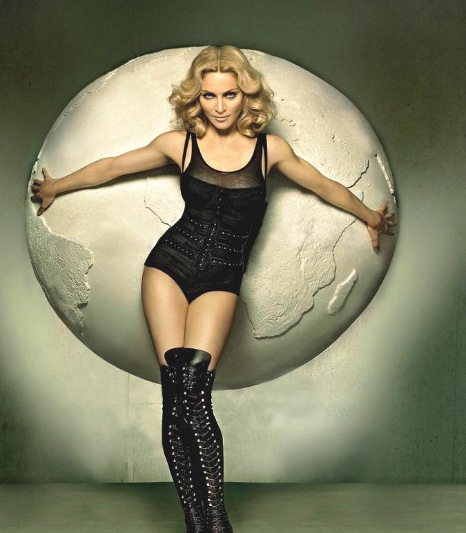 Правила, которыми Мадонна руководствуется в борьбе за стройную фигуру
