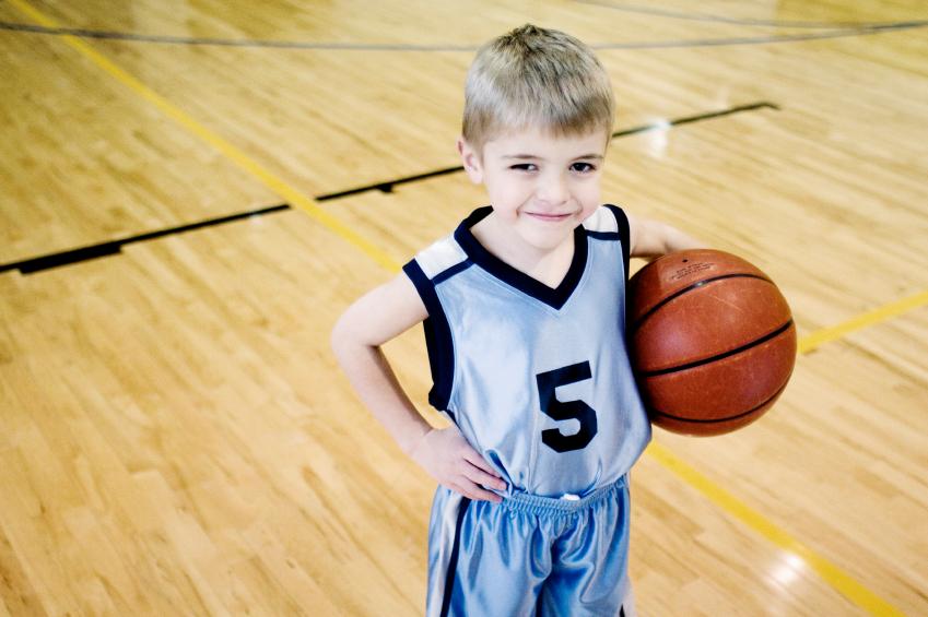 Баскетбол это «чудо» спорт