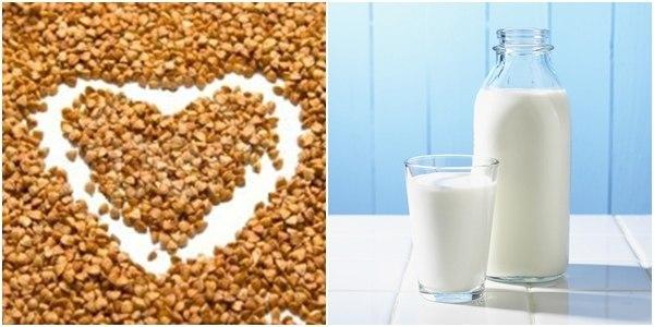 Кефирно-гречневая диета считается одной из самых эффективных диет для похудения.