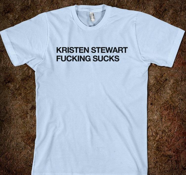 Народ против Кристен Стюарт