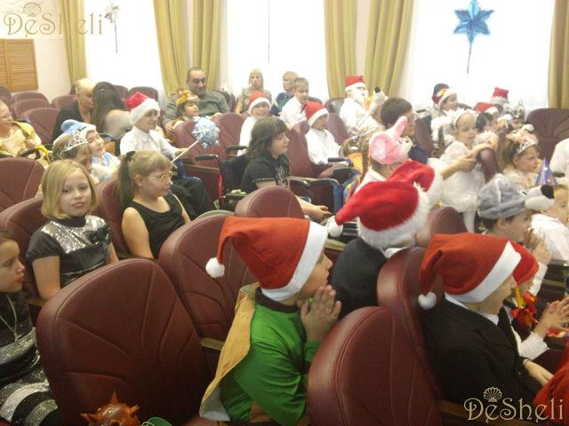 DeSheli навестили воспитанников Дмитровского детского дома