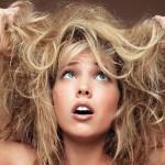 Как уложить непослушные волосы