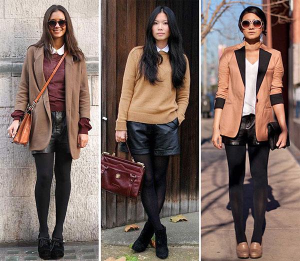 Мода 2013: Осмеливаемся носить шорты