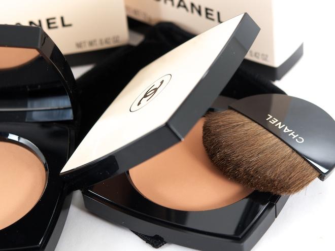 Chanel новая пудра Les Beiges