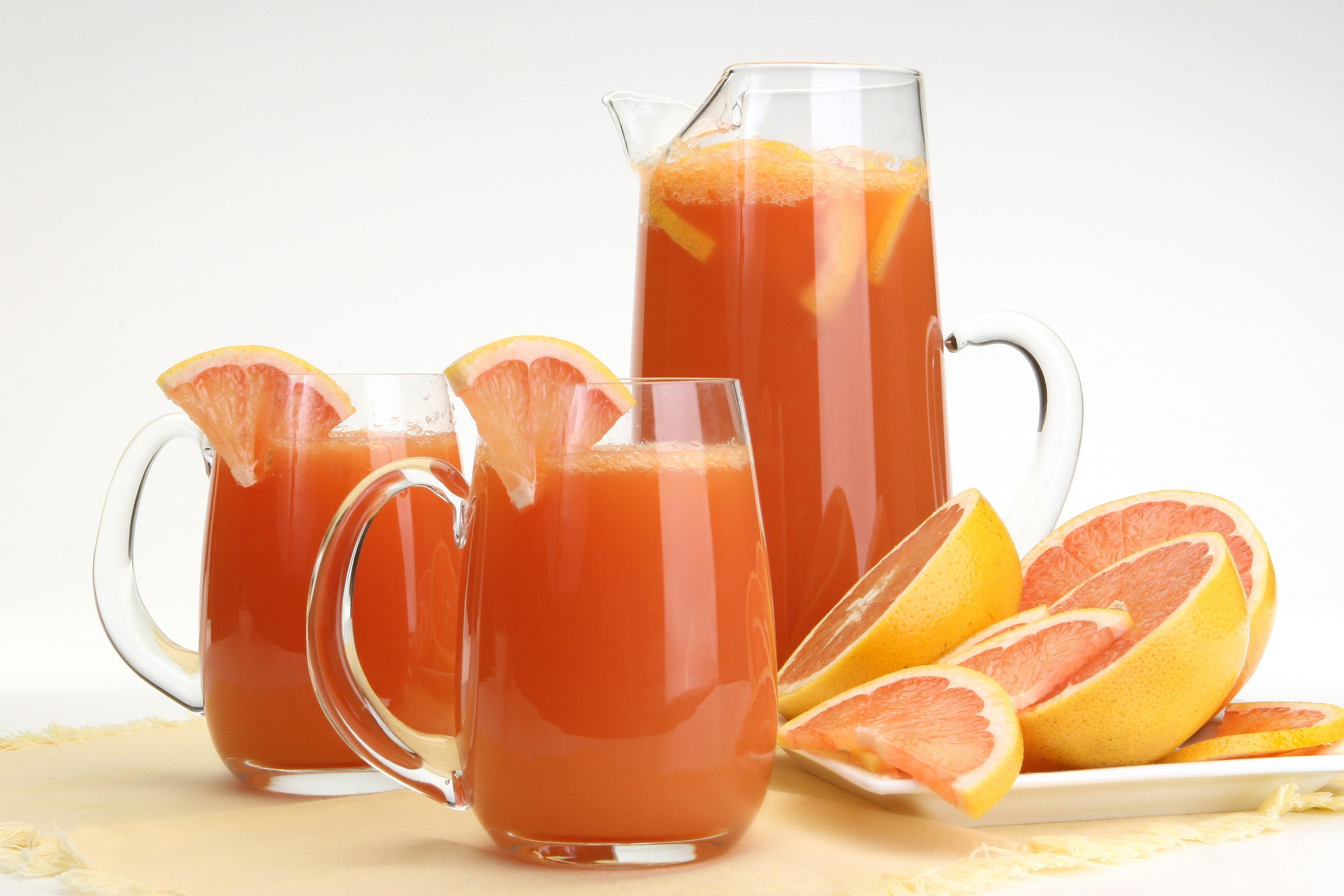 Грейпфрутовый сок усиливает действие препаратов для лечения рака