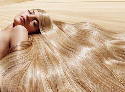 Как добиться здорового блеска волос