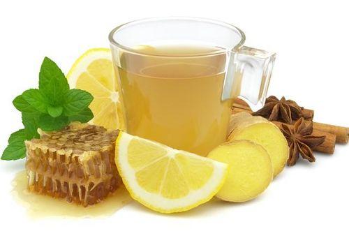 Полезные свойства чая с лимоном