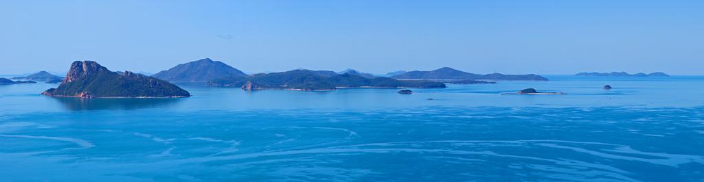 Острова Whitsunday
