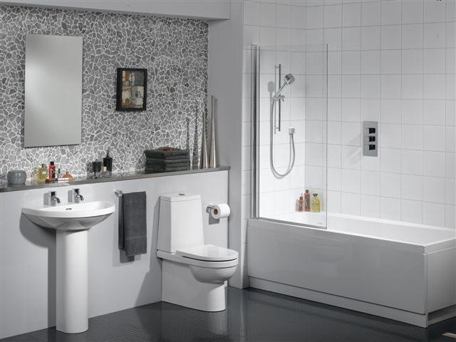 Дизайн экстерьера ванной