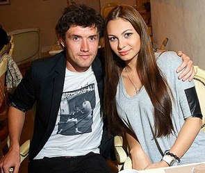 Инна Жиркова с мужем Юрием