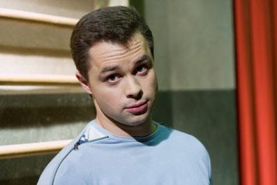 КУЗЯ ( Виталий Гогунский ) покинул всеми любимый телесериал УНИВЕР