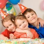 Необычный День Рождения ребенка