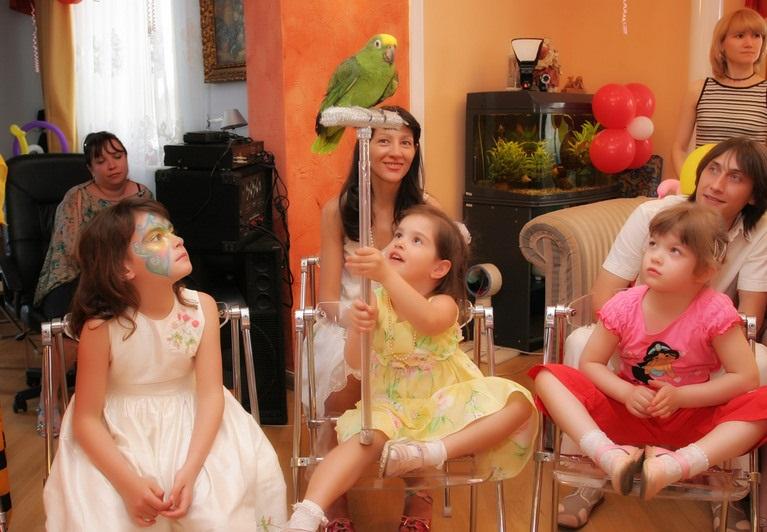 Необычный День Рождения Вашего ребенка