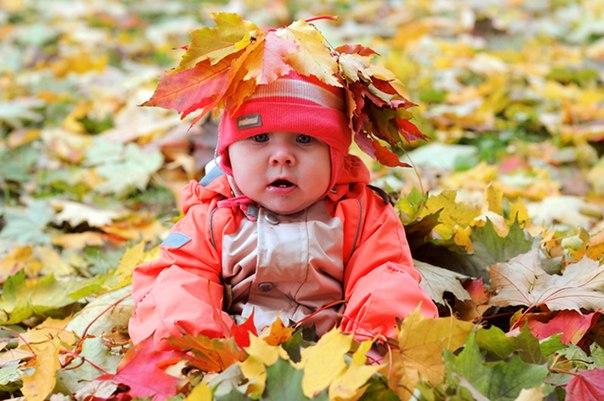 Как одеть малыша на прогулку
