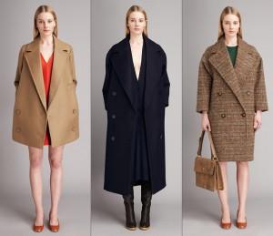 пальто модные в этом сезоне