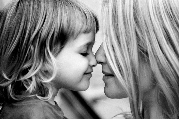 Проявления материнской любви