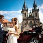 Свадьба в Чехии – модная европейская церемония