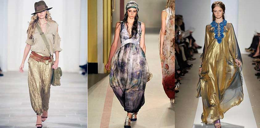 Этническая мода