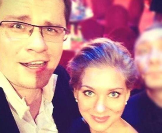 Харламов и Асмус поженились фото