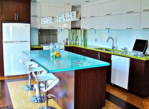 Идеи дизайна интерьера кухни