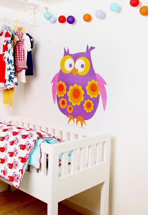 Как разукрасить детскую комнату своими руками 26