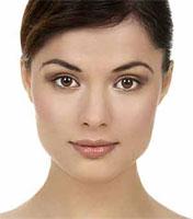 Подобрать прическу для прямоугольной формы лица