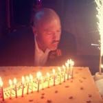 Яна Рудковская поздравила Федора Бондарчука с днем рождения