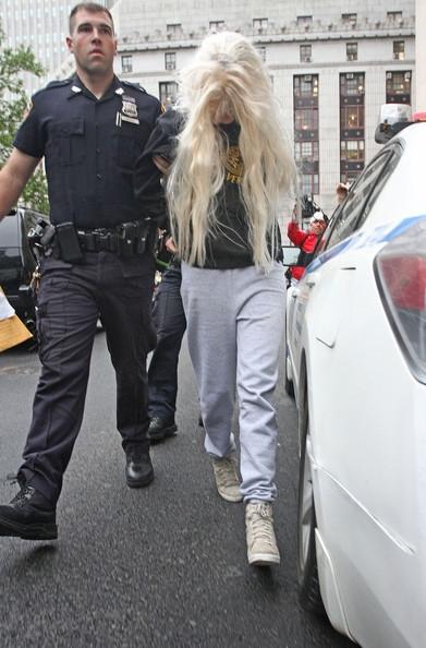 Аманда Байнс арестована