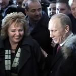 Путин развелся с женой