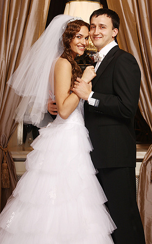 Свадьба Алены Водонаевой