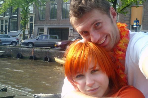 Девушка евгения левченко фото голландия