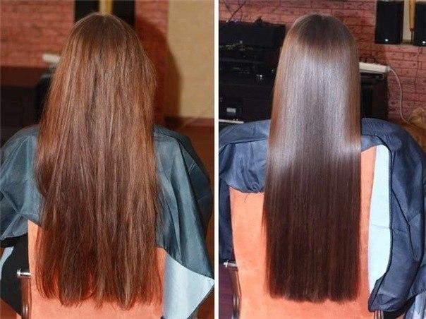Ламинирование волос что такое фото
