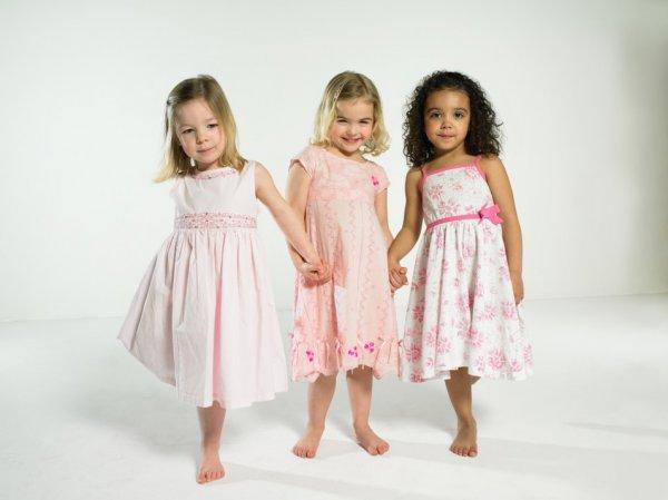 Как подобрать одежду ребенку