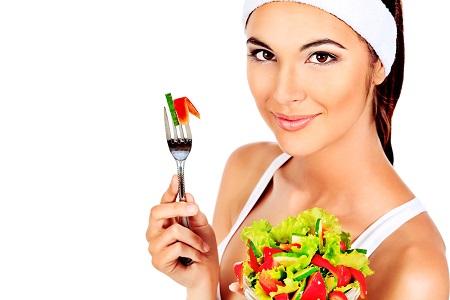 О вегетарианской диете