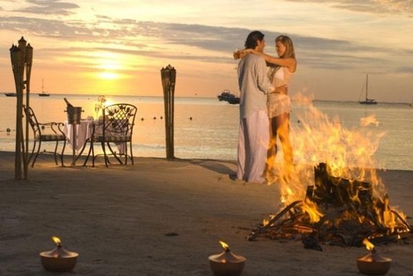 Путешествия в медовый месяц