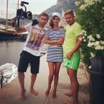 Виктория Боня снялась в новом клипе Мити Фомина