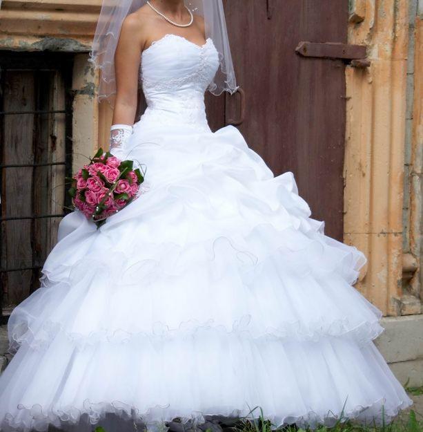 Wedding Saloon :: Самое красивое свадебное платье - Свадебные