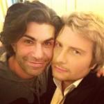 Басков и Цикаридзе спровоцировали гей-скандал в Интернете