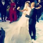 В Сети появились первые фото со свадьбы Кети Топурии