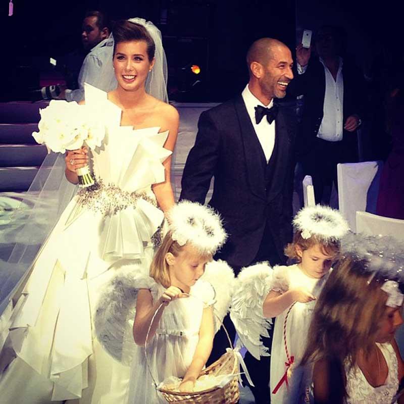 Свадьба Кети Топурии