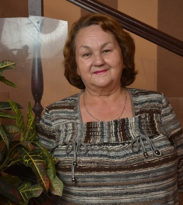 Ольга Васильевна Михайлова