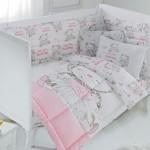 Как выбрать постельное белье для новорожденного