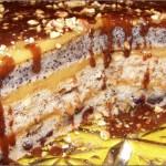 Летний торт — рецепт
