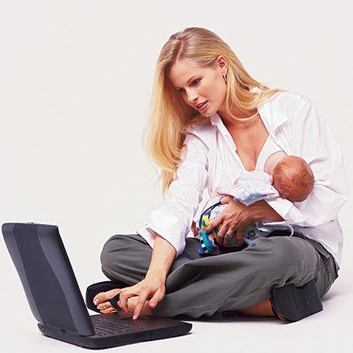 работа мамам в интернете