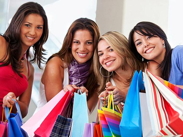 Удивительная столица шоппинга