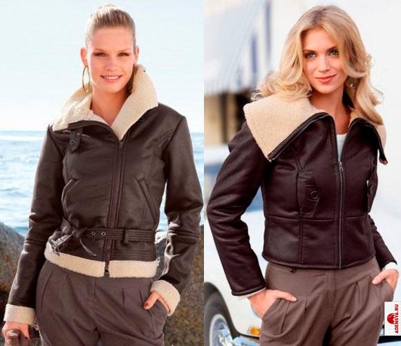 Зимние куртки из кожи - плюсы и минусы